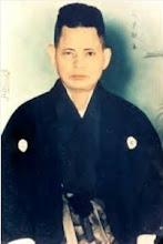Shimabuku Tatsuo Sensei
