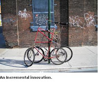 An incremental innovation
