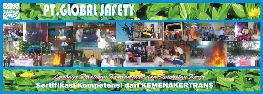 SAFETY TRAINING  INDONESIA PT.GLOBAL SAFETY