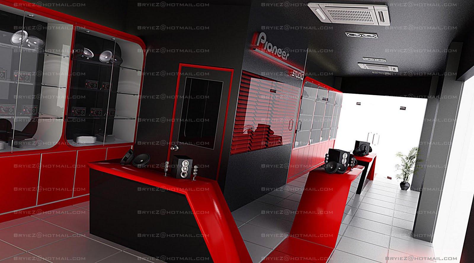 BryieZ Interior Space + Design