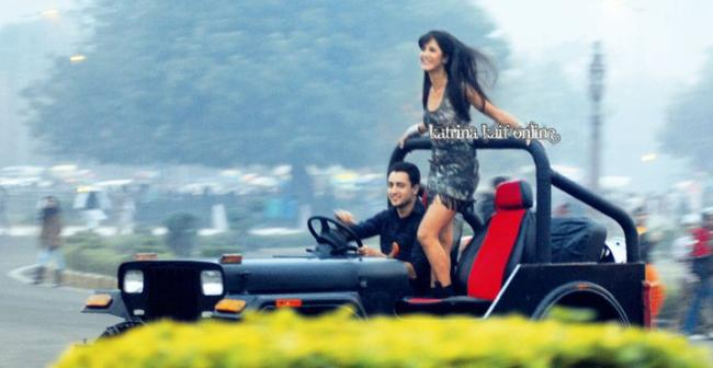 latest images of katrina kaif in mere brother ki dulhan. katrina kaif. imran khan. mere brother ki dulhan