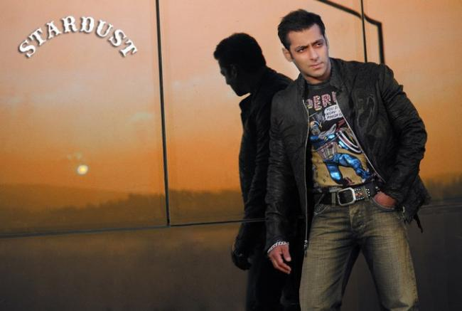 Salman Khan Latest stardust Mag wallpapers