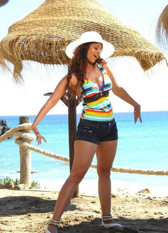 Anjana Sukhani Latest Hot Pictures Photoshoot images