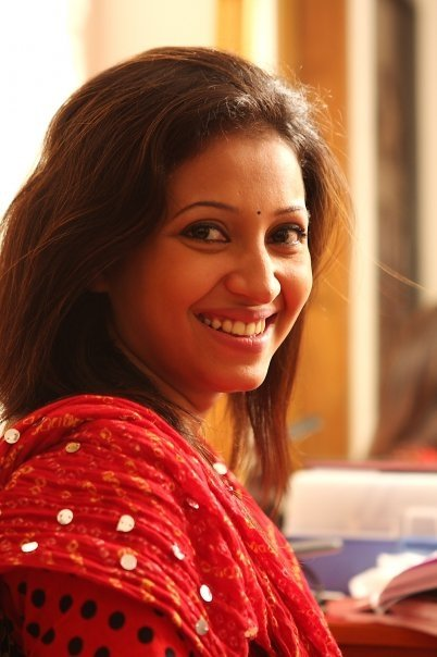 Bangladeshi Cute Actress Nafiza Karim Photoshoot images