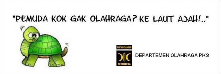DORA - Departemen Olahraga Partai Keadilan Sejahtera