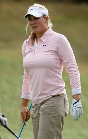 Golf Babes Amanda Blumenherst