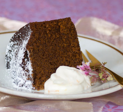 how to make ginger cake with fresh ginger