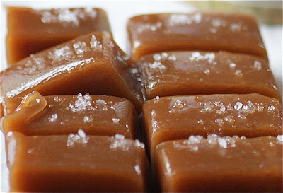 Himalayan Sea Salt: Fleur De Sel Caramels
