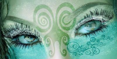 efecto de ojos de fantasía