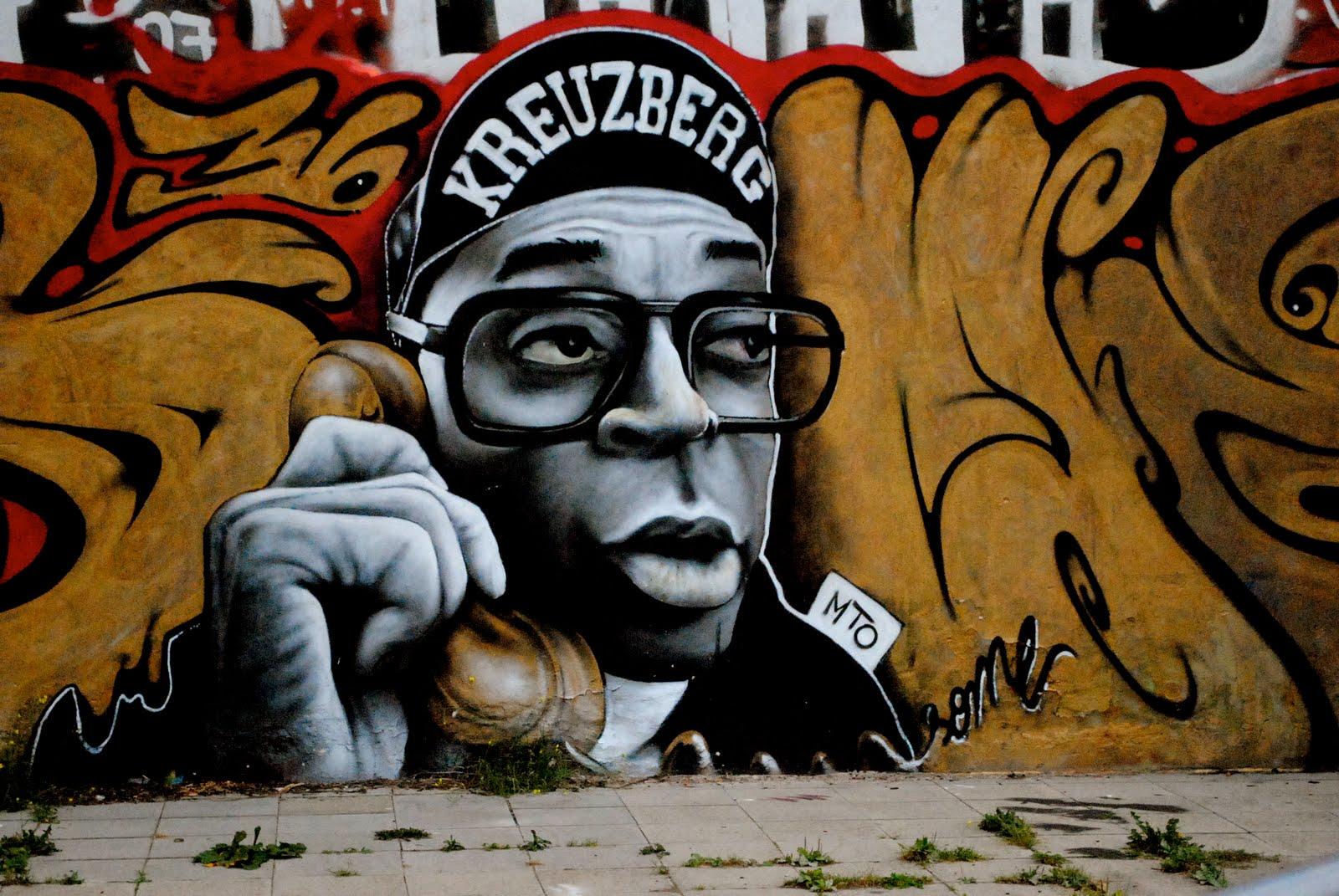 Spike Lee 2 Street Art BERLIN