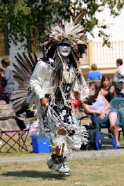 Pow wow, Old Fort William