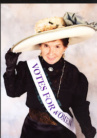 Joan asSuffragette
