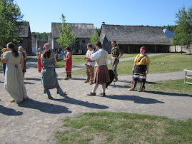 Bagpipes and Dancers