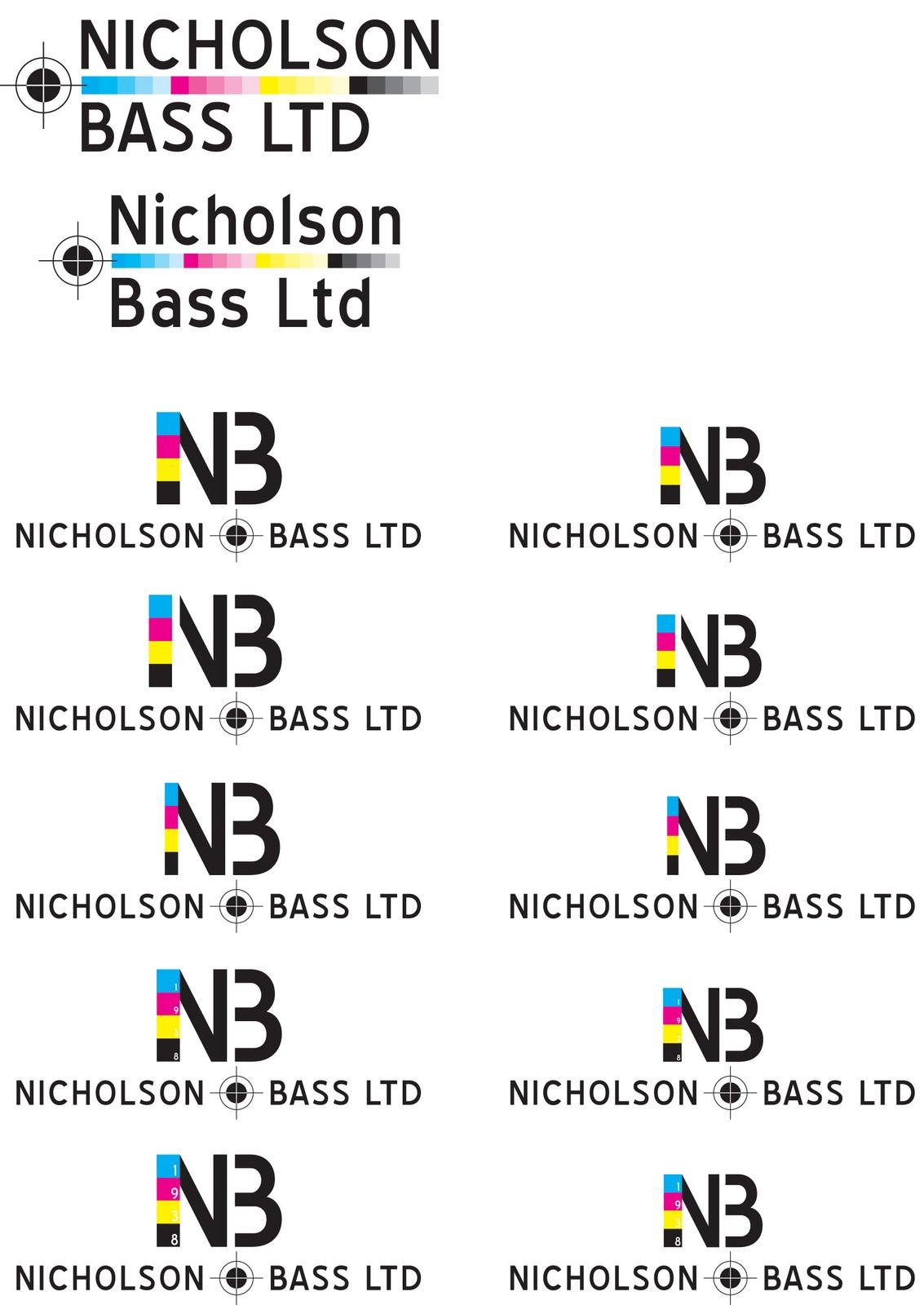 my design journal nicholson and bass ltd new brand image