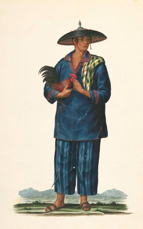 male costume from Manilla