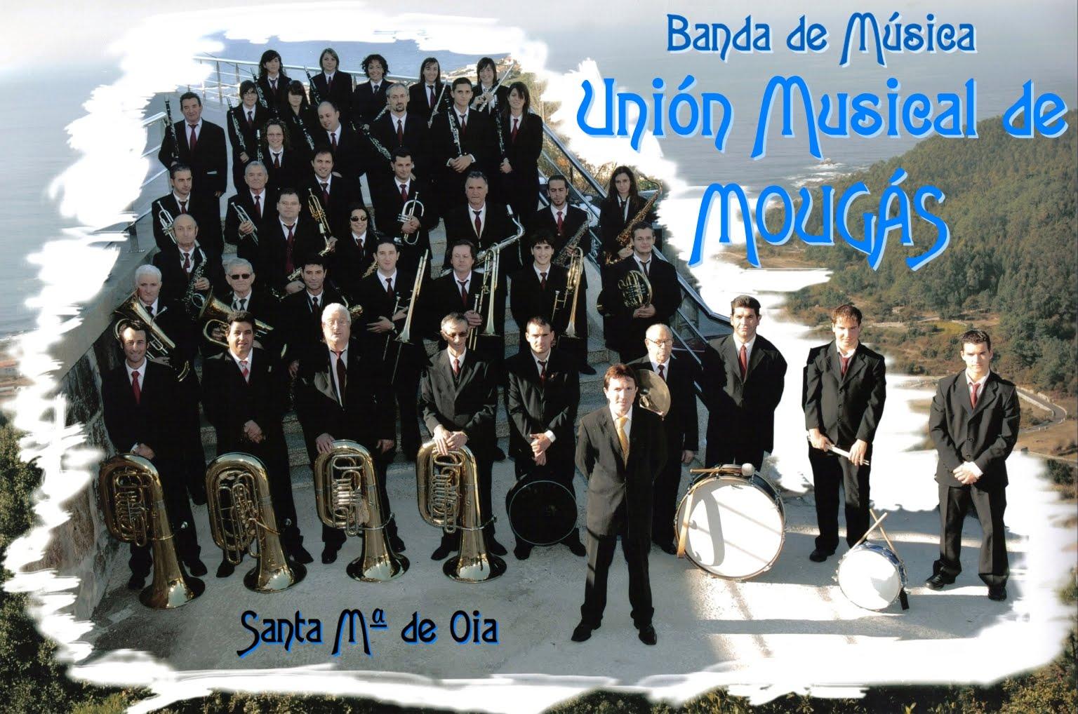 Banda Unión Musical de Mougás