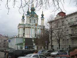 St. Andrew's in Kiev