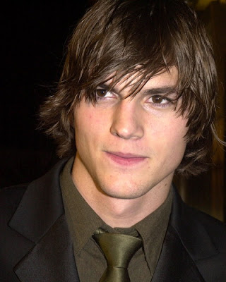 Ashton Kutcher Mens Hair 2010 Trends
