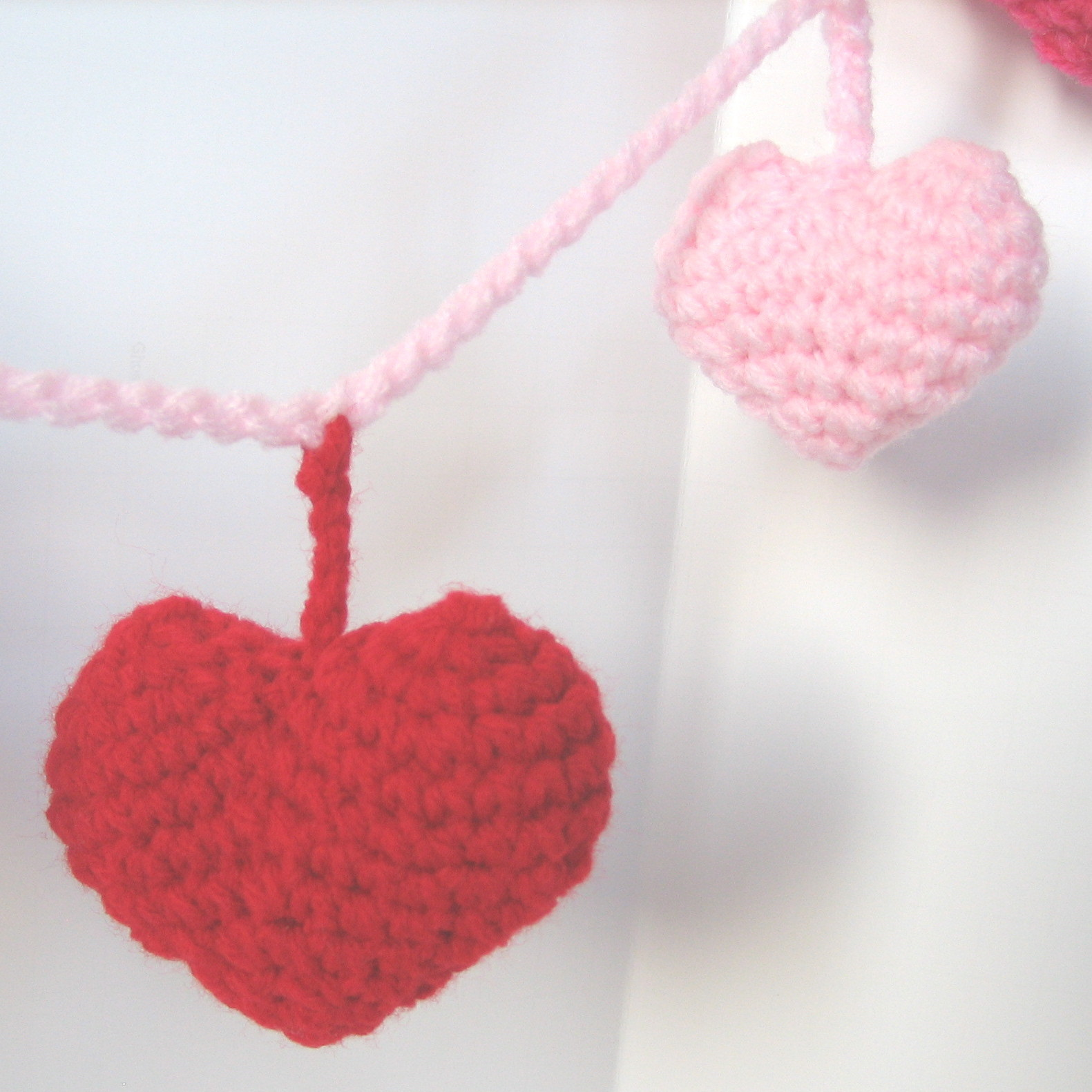 Free Valentine Crochet Patterns