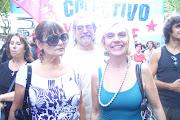 La Comisiòn de Medios de Carta Abierta en la Marcha por la Memoria