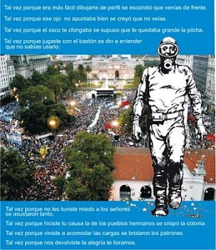 NESTOR CONSTRUYO EL HEROE COLECTIVO