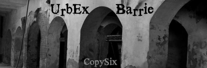 UrbEx Barrie