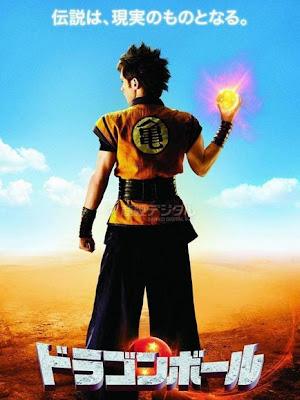 affiche film dragonball