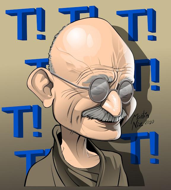 Frases megapost (Gandhi)