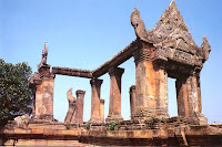 Temple of Preah Vihear of Cambodia
