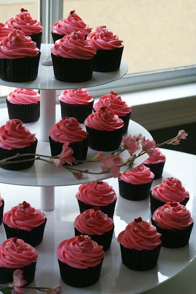Coco Cake Land Cakes Cupcakes Vancouver Bc Hot Pink