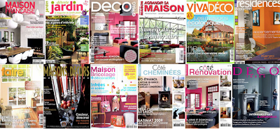 Relations presse maison d co design green business relations presse i mai - Magazine deco maison ...