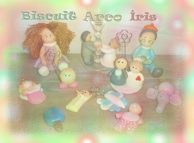 Biscuit Arco Iris