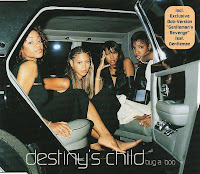 Cover Album of Destiny's Child - Bug A Boo (1999)
