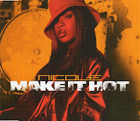 Cover Album of Nicole Ray - Make It Hot (1998)