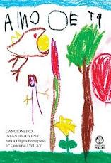 6o Cancioneiro Infanto-Juvenil Para a Língua Portuguesa