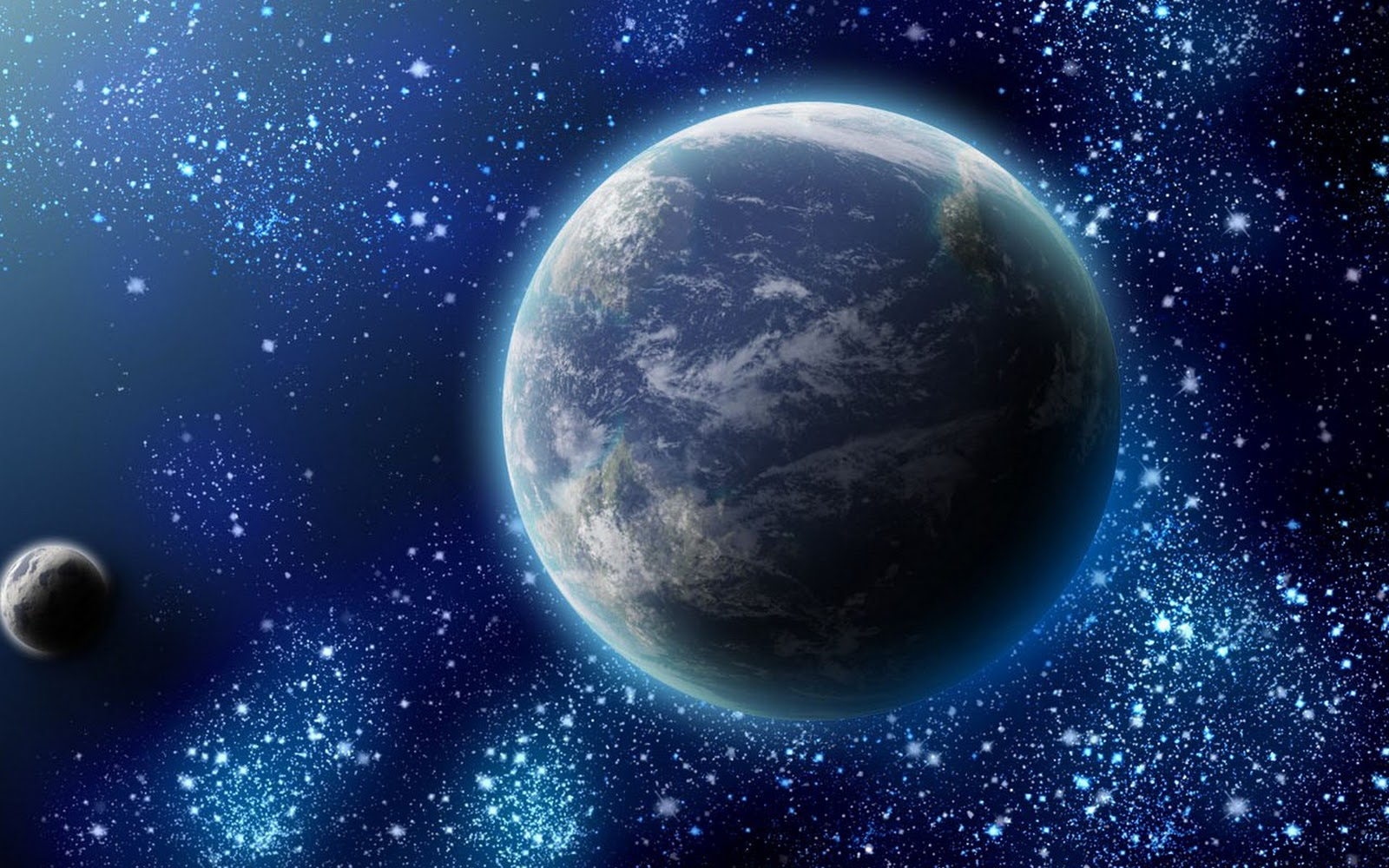 Wallpapers win 7 the best free desktop wallpapers of for 3d outer space