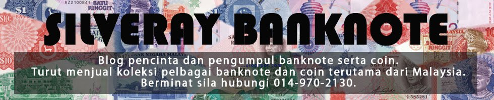 Silveray Banknote