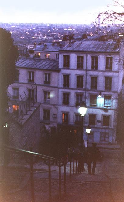 Paris Gece