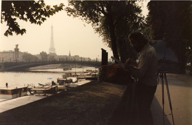 Paris Nehir Kenarı