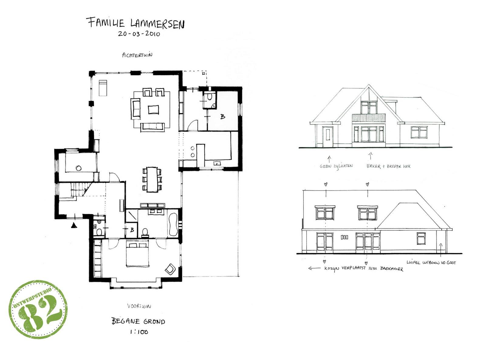 LISA interieur en architectuur