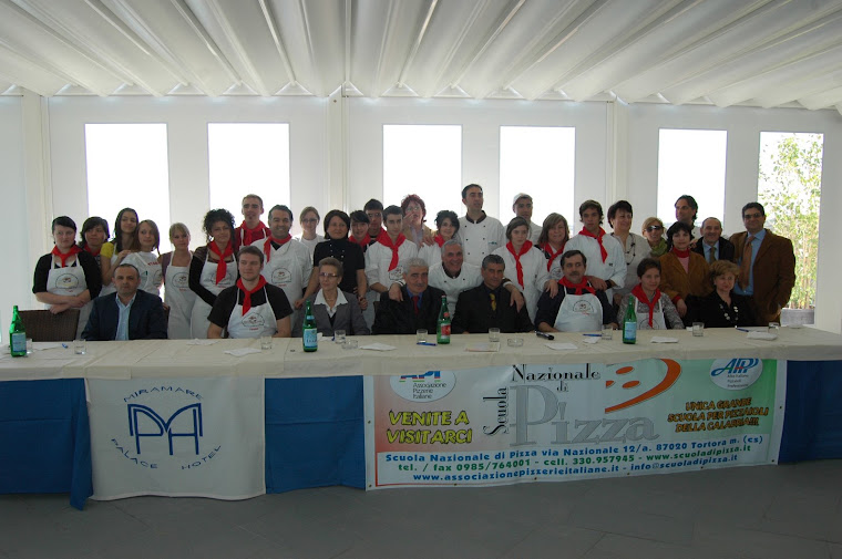 The Torneo teams with the jury