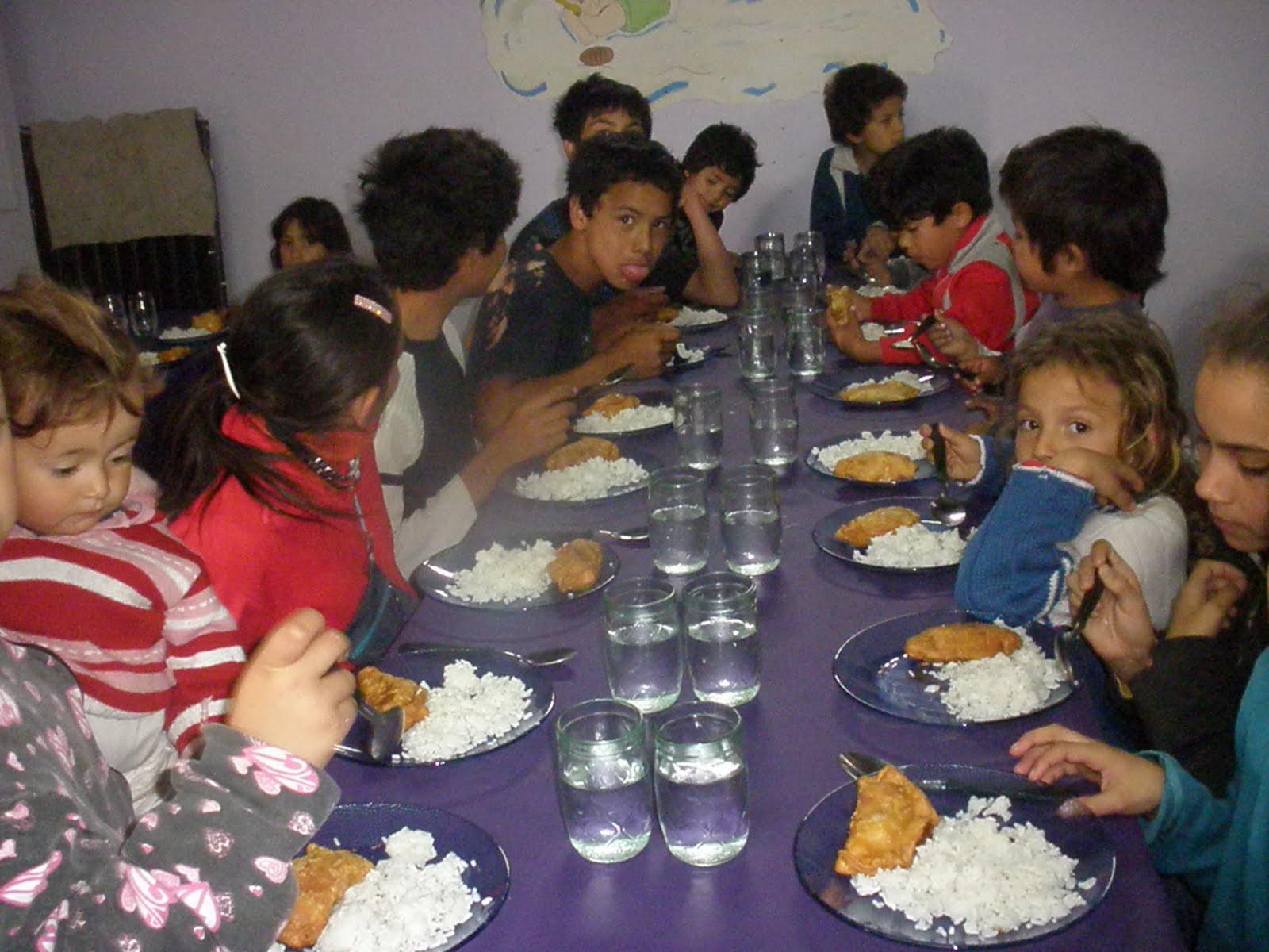 Comedor Comunitario Malvinas Argentinas