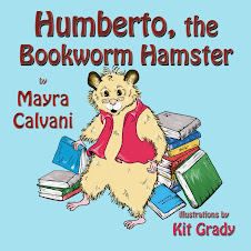 Humberto, the Bookworm Hamster