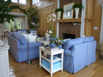 HGTV Living Room