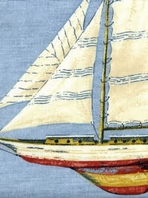 nautical ship fabric