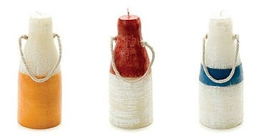 boat buoy candles