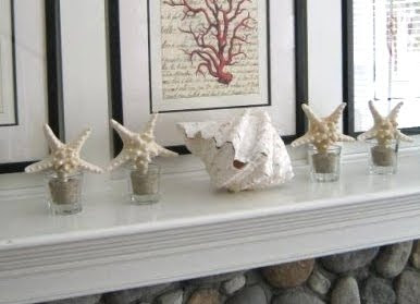 starfish decorating ideas