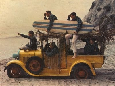 Beach Boys Surfin