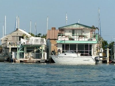 Key West Houseboats