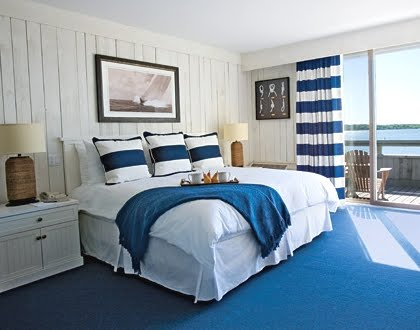 Coastal Bedroom Design Ideas From Hotels Completely Coastal